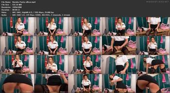 Natalia Forrest - Panty officer, 1080p