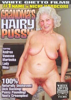 Grandmas Hairy Pussy