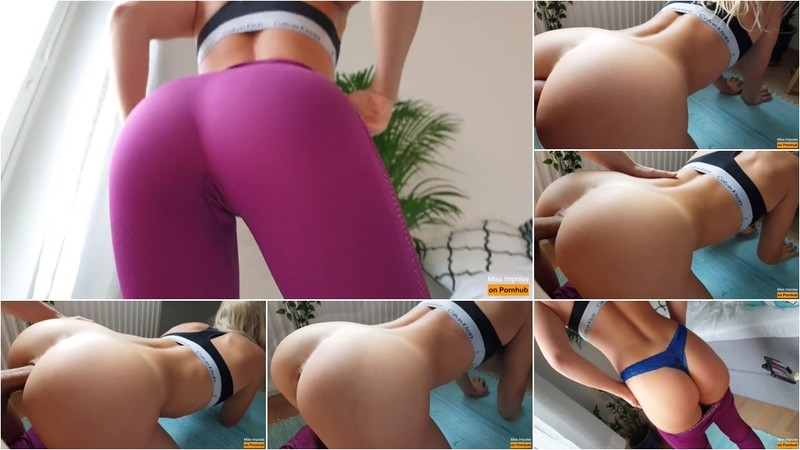Miss Impulse - Straight in Step Sisters Asshole - Sneaking into Parents Bedroom to try ANAL Sex [FullHD 1080P]
