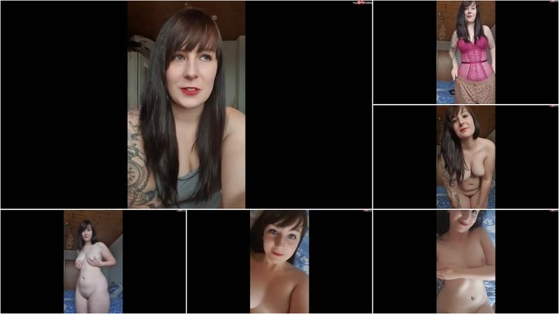 VanyLou - Mein erstes mal komplett nackt - Ich war soo aufgeregt [FullHD 1080P]