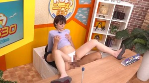 RCTD-344 Dirty Girls Announcer 22 Tsukino Luna SP sc2