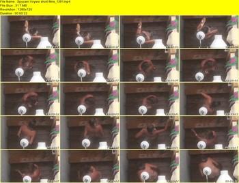 Spycam Voyeur short films 1381