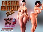 Crazydad3d - Foster Mother 22 - Full comic