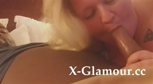 Fat Wife Giving A Hot Blow In A Pov [HD]