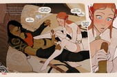 Updated futa comic from  Incase - The Princess and her Bodyguard - Complete
