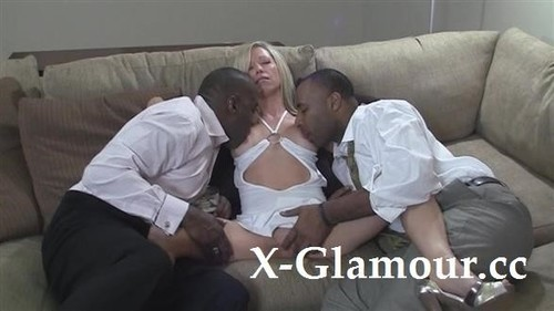 """Amateurs in """"Gang-Bang For A Bbc Addict"""" [SD]"""