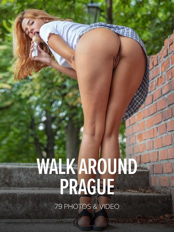 Agatha Vega - Walk Around Prague  (10-17-2020) (pre-release)