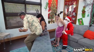 Anastasia Knight - Blonde And The Naughty Santa Christmas Special, 1080p