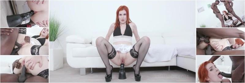 Kaira Love - Kinky Interracial DP With Kaira Love (HD)