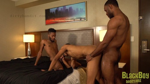 BlackBoyAddictionz - Justice's Journey, The Second Year: Apollo, Blake Bishop, Dominic, Freaky J, Justice, Rocky, Scuba, Shameeks Bareback (May 31)