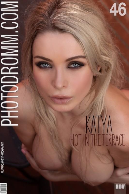 Katya - Hot in The Terrace (2020-10-16)