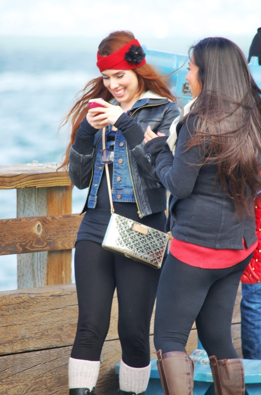 beautiful lesbian girls in black leggings
