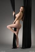 Alisa I - posing in classic studio nudes