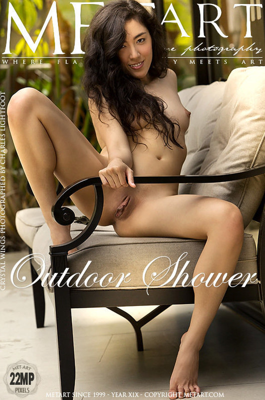 Crystal Wings - Outdoor Shower [153]