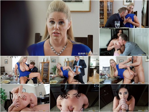 Karen Fisher & Sammy Brooks (Full HD)