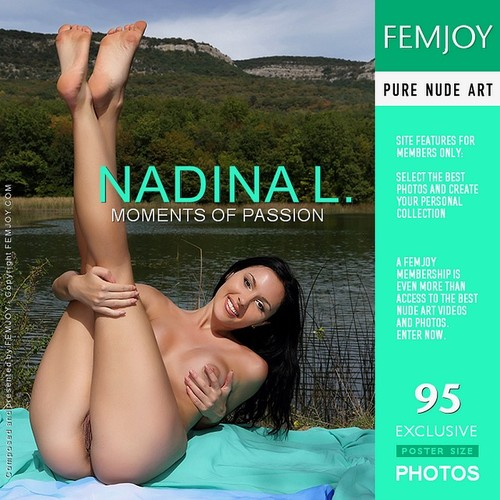 Nadina L - Moments of passion (x95)
