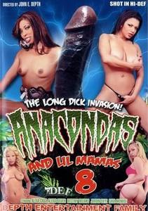 Anaconda Porn Star