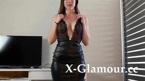 Leather-Clad Money Whore [HD]