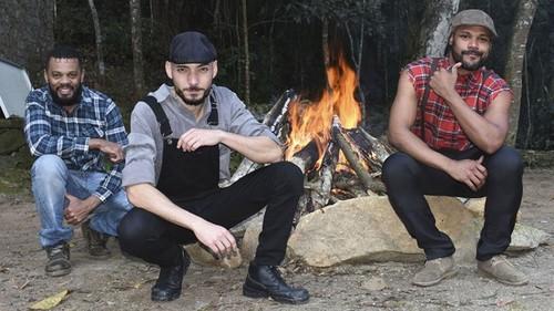 MundoMais - Sitio Da Taberna: Daniel Carioca, Diego Moreno, Romulo, Perseu Dota Bareback (Nov 1)