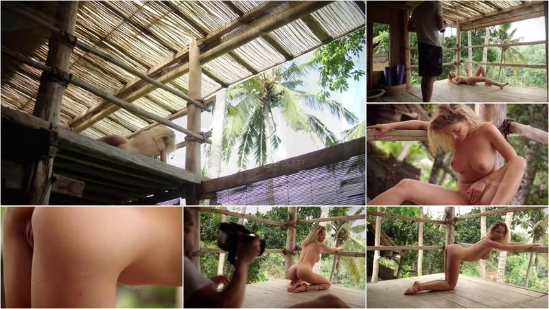 Natalia a Bali Bts [FullHD 1080P]