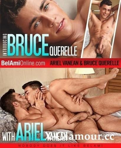 Bruce Querelle, Ariel Vanean - Condom Free Bruce And Ariel [HD/810p]