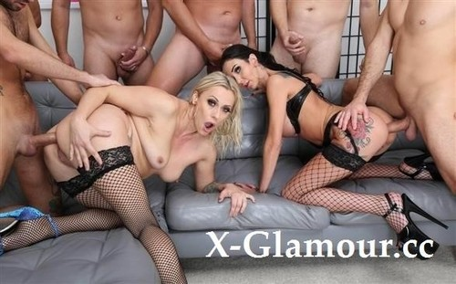 Brittany Bardot, Laura Fiorentino - Balls Deep Anal, Dap, Atm, Anal Fisting, Gapes, Buttrose Gio1629 [HD/720p]