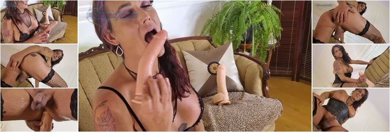 Rianna James - Big Cock, Stretched Out Hole (FullHD)