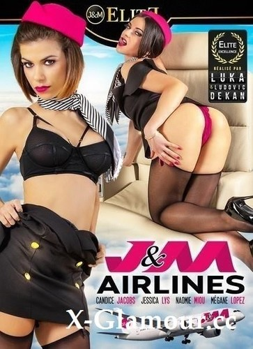 """Amateurs in """"Jandm Airlines"""" [HD]"""