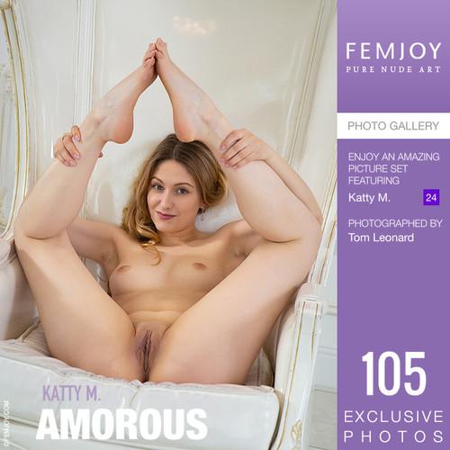 Katty M in Amorous (21-11-2020)