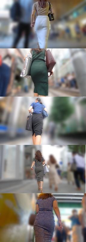 Beautifull Ass Actress World★short ver~特別編 Vol.1