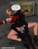 Captured-Heroines - Scorpion