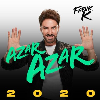 Faruk K - Azar Azar (2020) Single Albüm İndir