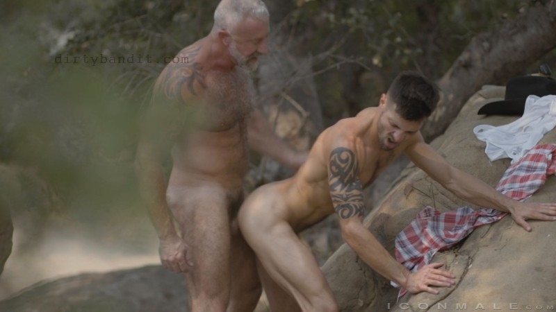 IconMale - Painful Love Scene 4: Casey Everett, Lance Charger Bareback (Nov 27)