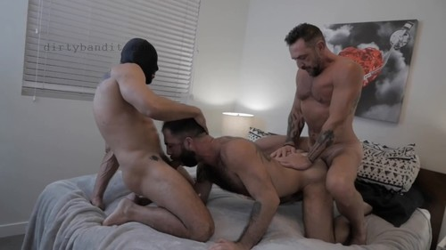 RawFuckClub - Vince And Jake Submit To The Masked Jock KM (Dec 2)