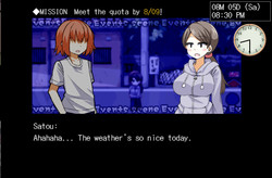 Succumate v1.04 by Dojin Otome/Kagura Games