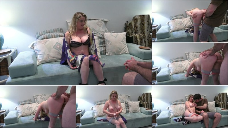 Erin Electra - MILF Gets even with her Husband and Fucks the Lawnboy [FullHD 1080P]