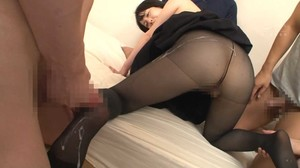 NHDTB-463 Girl Who Was Stirred In Pantyhose sc3