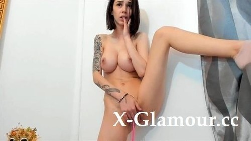 Squirting Show ,Big Natural Tits Girl Squirting Many Times [FullHD]