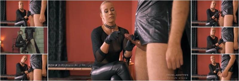 Mistress Anette - Milking Slave (FullHD)
