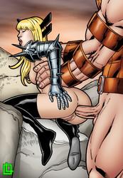 Leandro Comics - The New Mutants