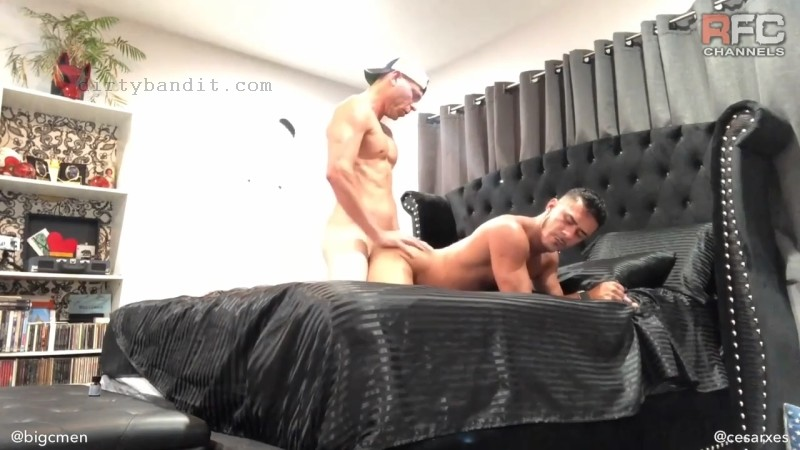 RawFuckClub - Cesar Xes, Big C Part 2 Bareback (Dec 28)