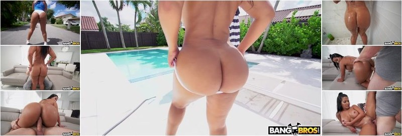 Rose Monroe - Clapping That Huge Ass (HD)