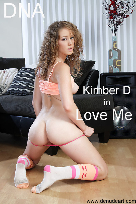 Kimber Day Love Me (15-12-2020)