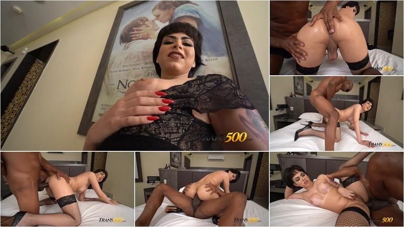 Barbara Perez - Barebacking Barbara [HD 720p]