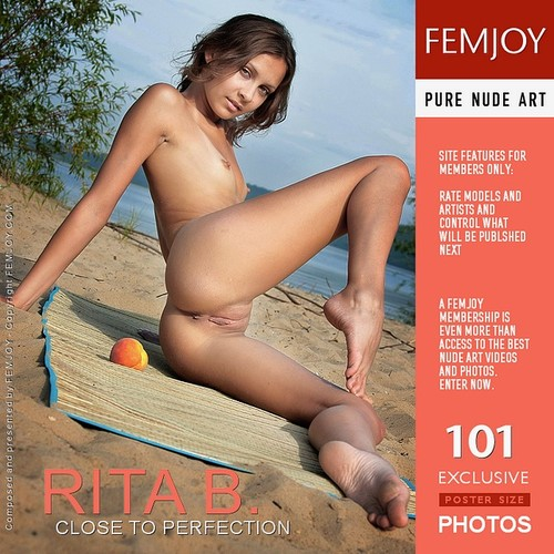 Rita B - Close To Perfection  (x101)