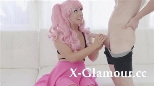 Jennifer White - Cosplaying Cutie Gets Fucked Sideways (SD)