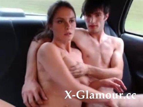 Amateurs - Car - A Perfect Place To Fuck (SD)