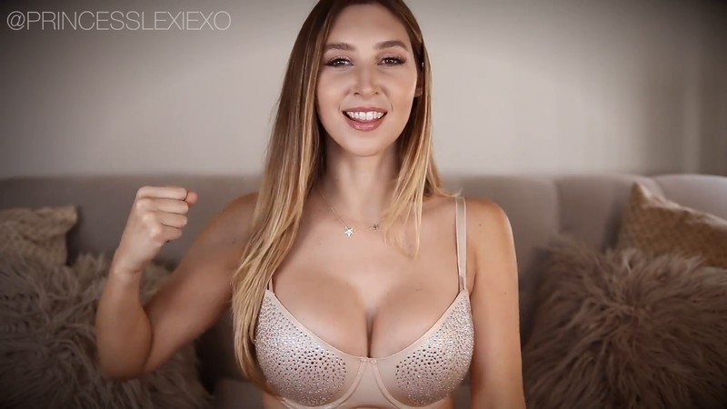 Princess Lexie - New Year New JOI - Watch XXX Online [FullHD 1080P]
