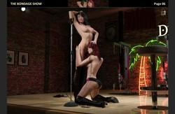 Tawny Tomsen - The Bondage Show