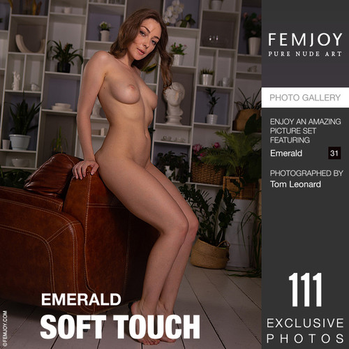 Emerald in Soft Touch  (01-14-2021)